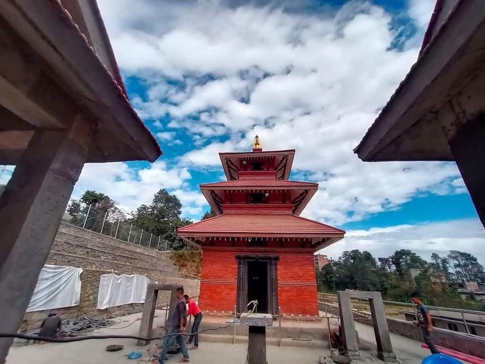 Muktinath Mandir, Panauti, Kavrepalanchok